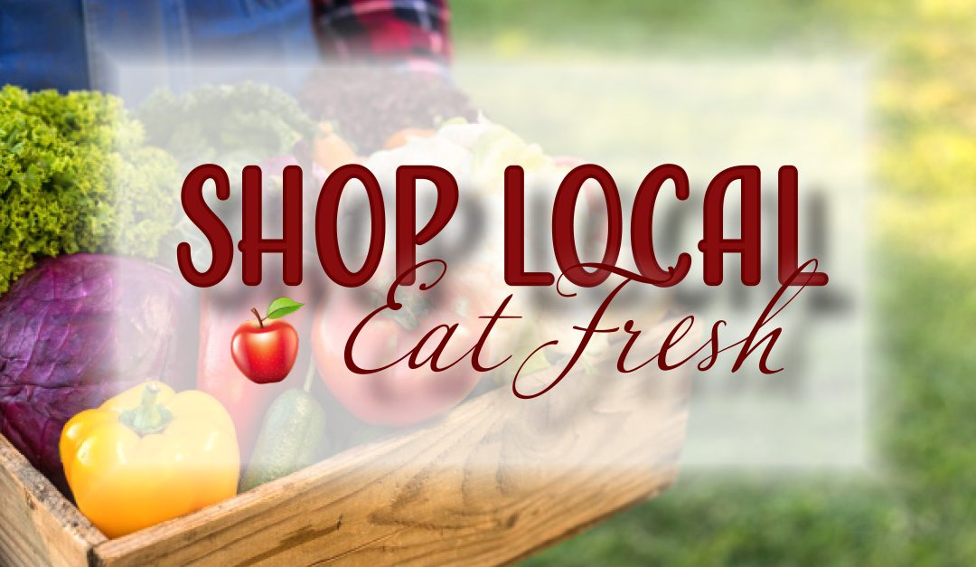 2021 Local Farmers Markets