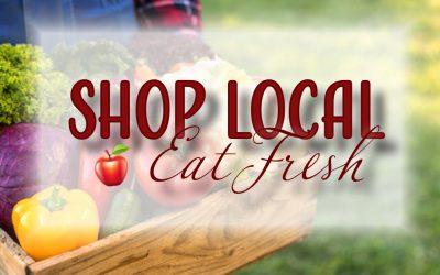 2021 Local Farmers Markets