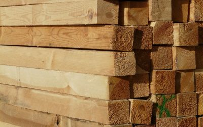 Lumber Prices Drop, But Home Prices Don't